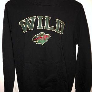 Minnesota Wild Kids Hoodie